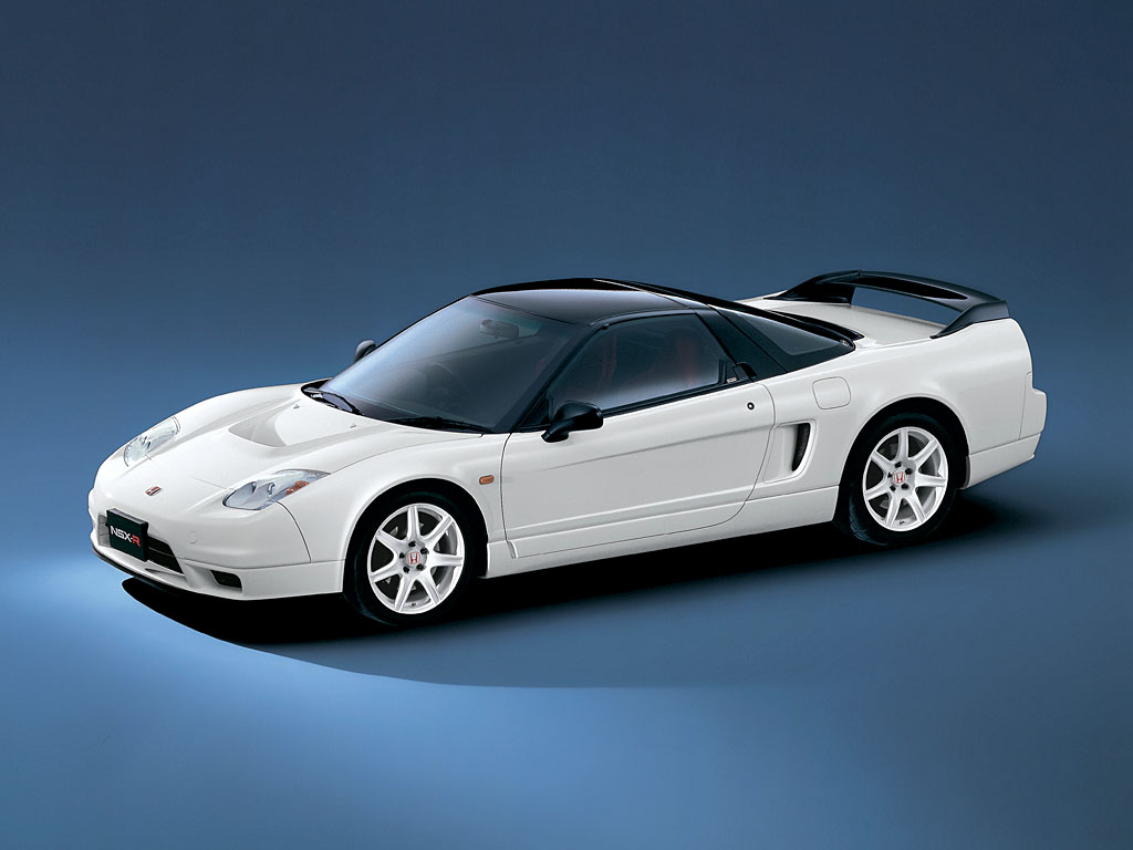 The 2002 Honda NSX-R
