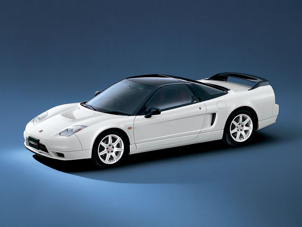 The 2002 Honda NSX-R