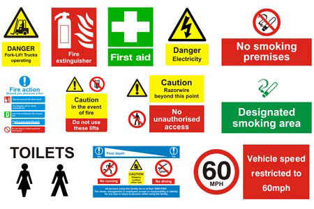 Health And Safety Signs Cork Signs