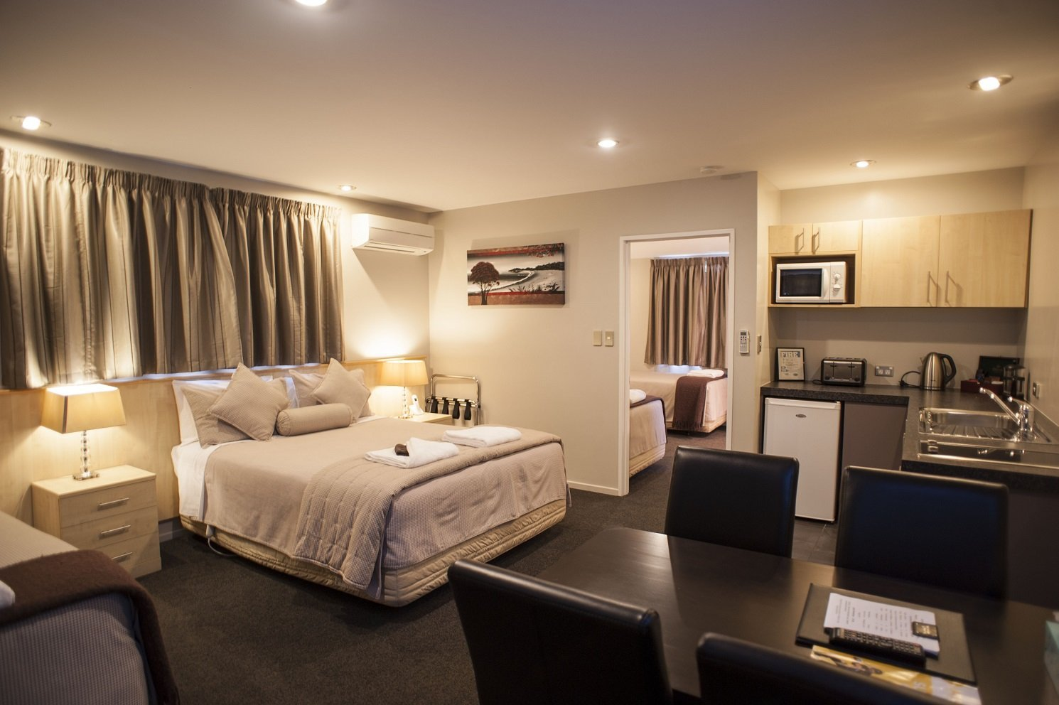 Das Beste Christchurch Luxury Apartment Qualmark 5 Star 1 Bedroom In Diesem Monat