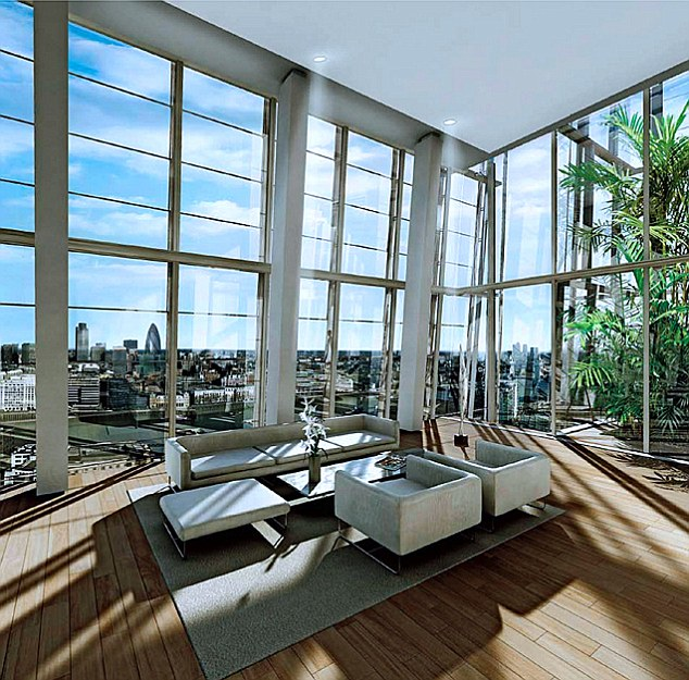 Das Beste Homes In The Shard The London Flats With A Sea View In Diesem Monat