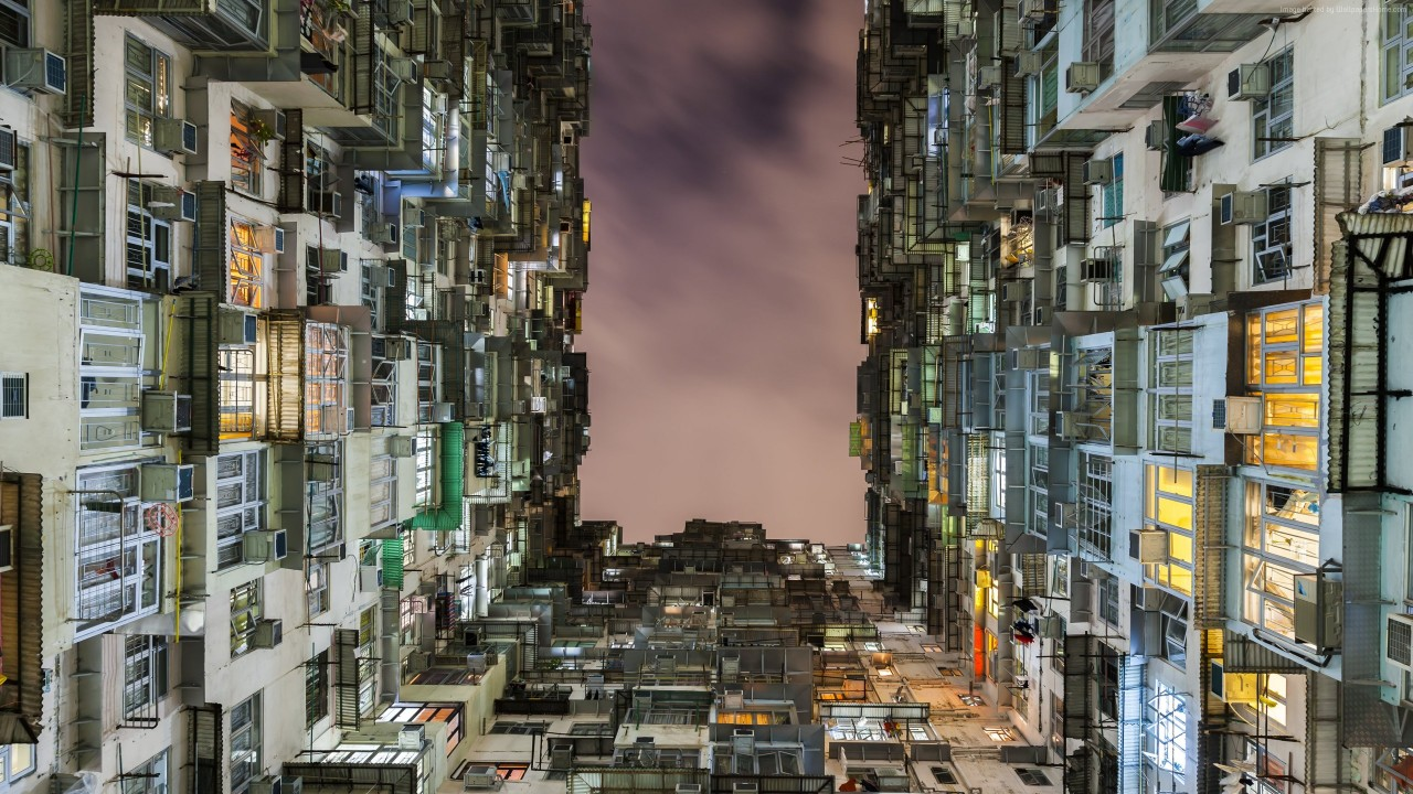 Das Beste Crowded Apartment Blocks Wallpapers Crowded Apartment In Diesem Monat