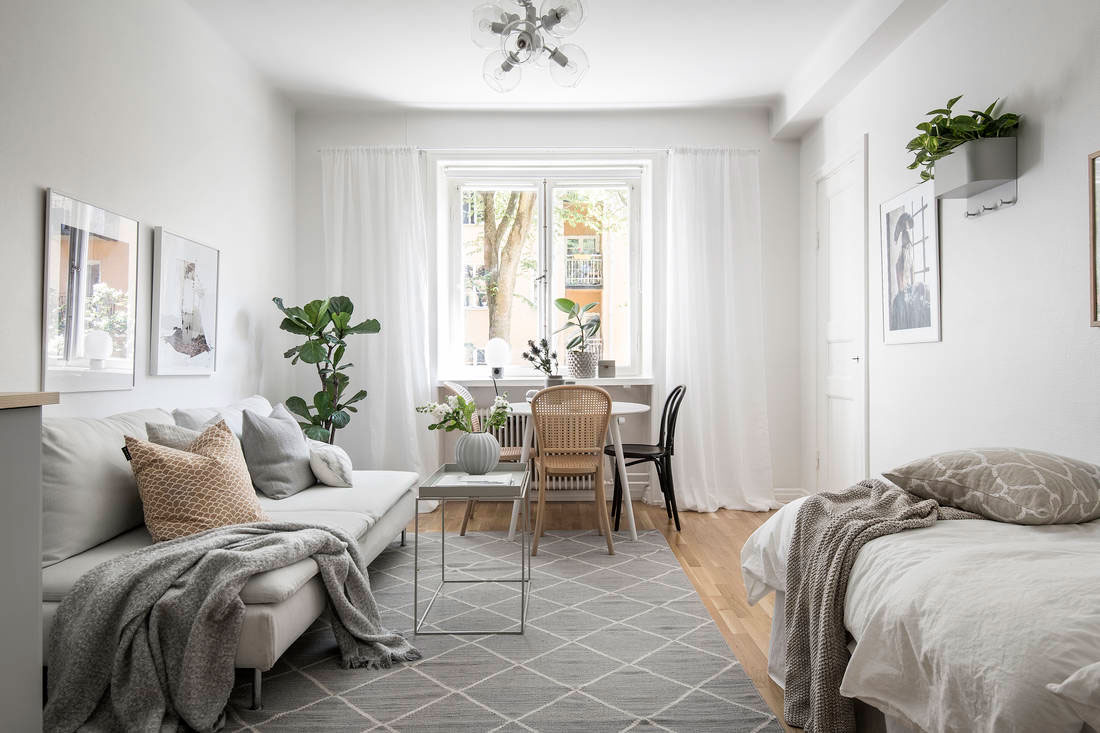Das Beste Small Space Roundup 5 Stylish Studios Under 35 M² 377 In Diesem Monat