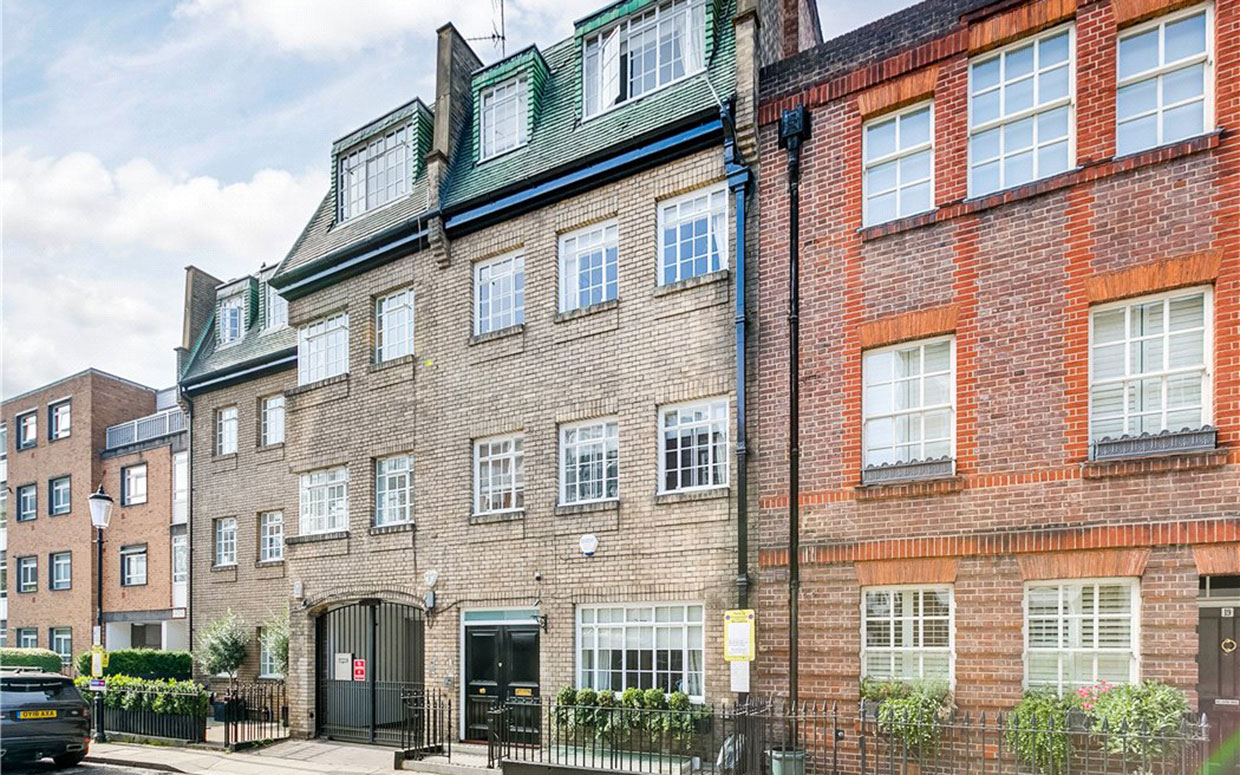Das Beste Kate And Pippa Middleton's Old Apartment Goes On Sale For In Diesem Monat
