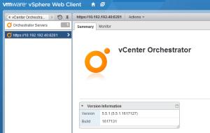 2. VCO server version