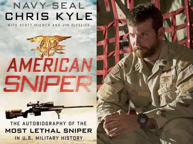 amerikai mesterlövész - könyv