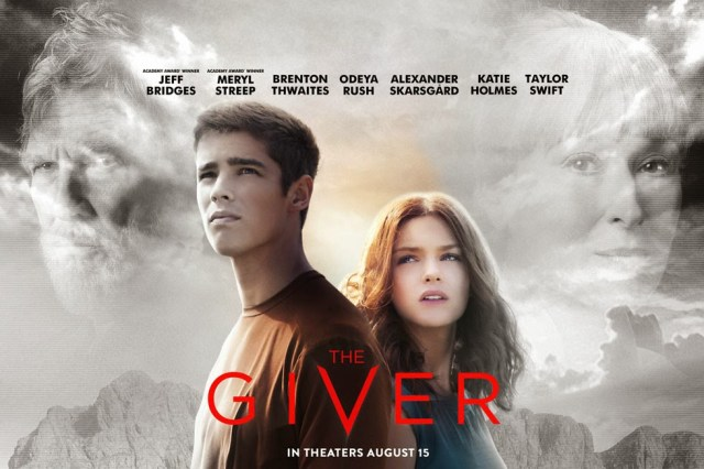 giver movie