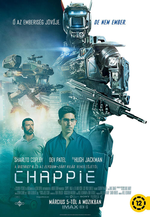 Chappie-poszter