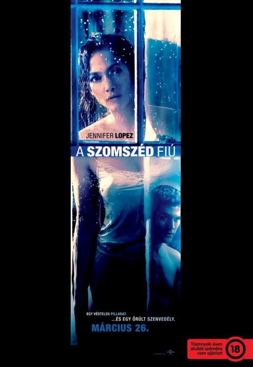 a_szomszed_fiu_plakát