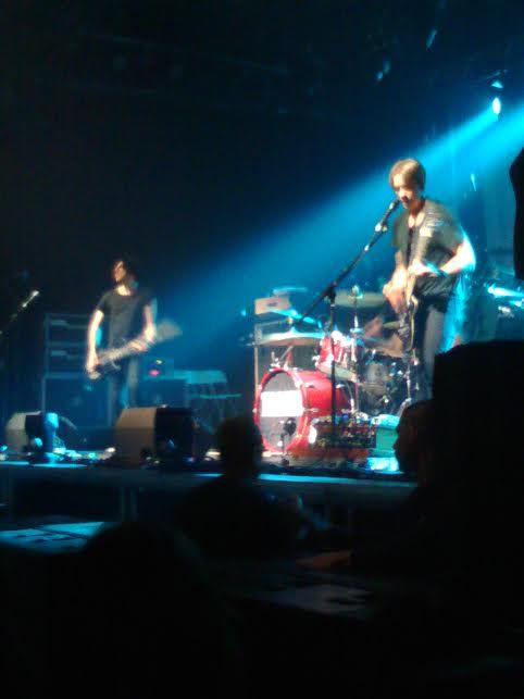 Apocalyptica koncert- Egy istenien mázlis este