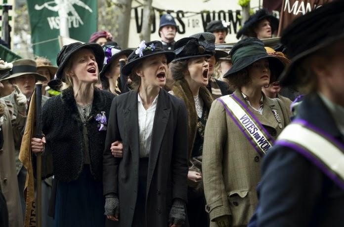 A szüfrazsett (Suffragette, 2015) - kritika 2