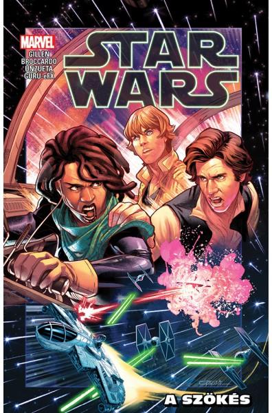 Star Wars: A szökés. Forrás: Szukits Kiadó.