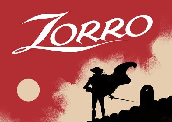 Zorro #2 címlap. Forrás: GooBo.