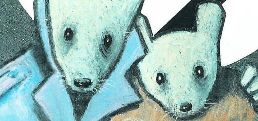 Art Spiegelman: Maus.