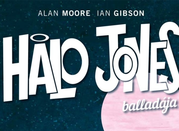 Halo Jones balladája. Forrás: Fumax Kiadó