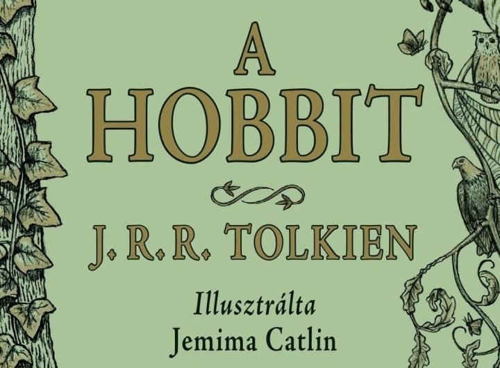 A hobbit. Forrás: Magvető Kiadó.