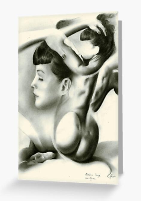surrealist nude