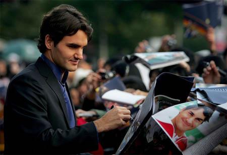 Roger Federer - Tennis Masters Cup 2007