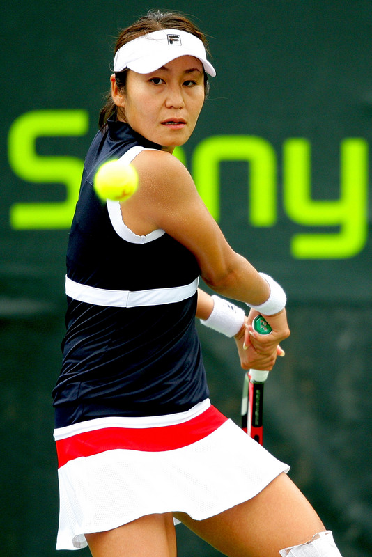 Akiko Morigami - Sony Ericsson Open2008