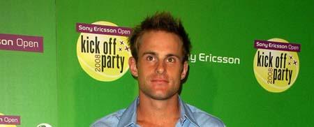 Andy Roddick - Sony Ericsson Open2008