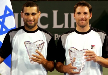 Andy Ram - Jonathan Ehrlich - Indian Wells 2008