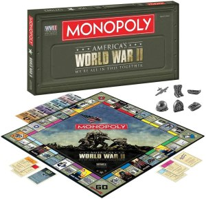 Learn history as a family game