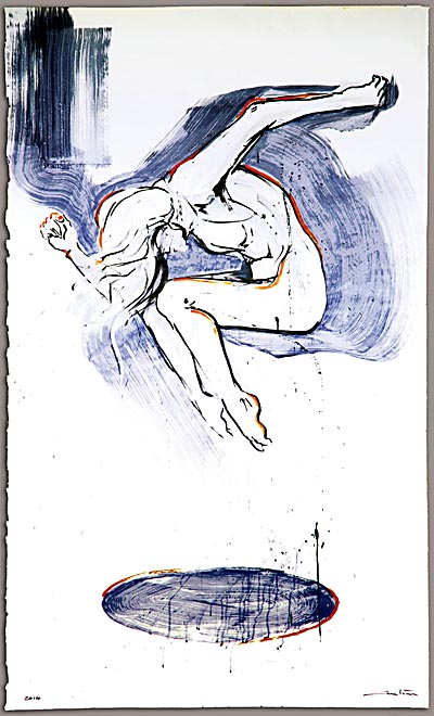 leap / Sprung