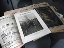 Journaal uit 1915: aanwinst t.b.v. tijdvak WO1 en schoolmuseum! F2