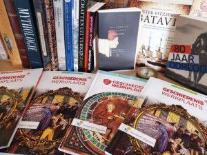 Boeken geschiedenis lokaal