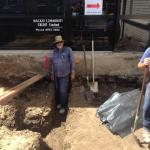 structural engineering footing inspeciton for a new lift