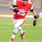 Alejandro Hernandez / Sun File Photo Despite an overall loss, the Red outscored Penn in the second half of Friday's game.