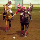 Tina Chou / Sun File Photo Last year, the women's polo team was able to defeat the Skidmore Thoroughbreds in both of its matches. This year, the team has been preparing diligently to take on the Skidmore squad for its game of the season.
