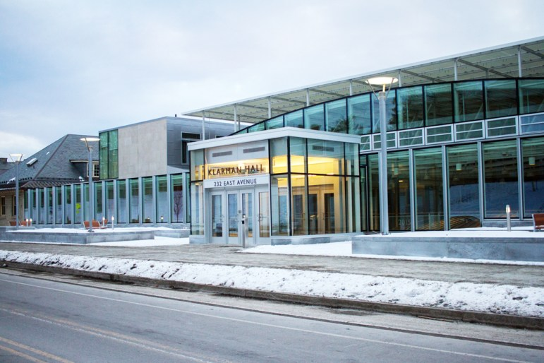 Klarman Hall opened its doors on Jan. 19, becoming the first new humanities building dedicated to the humanities in over 100 years.