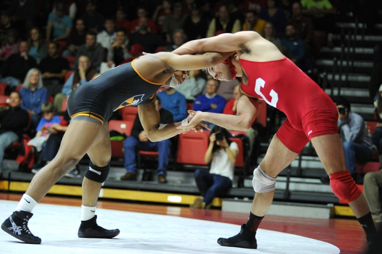 Gabe Dean currently sits at 24-0 and is top-ranked in the nation.
