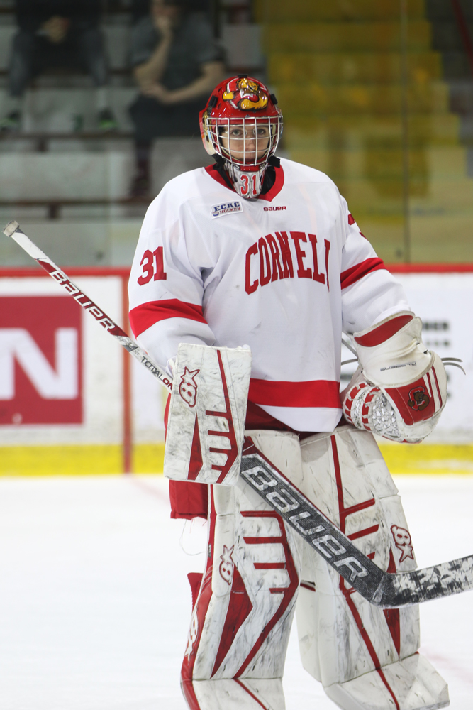 Paula Voorheis and the Red will try to be the first team to beat Quinnipiac since Oct. 31