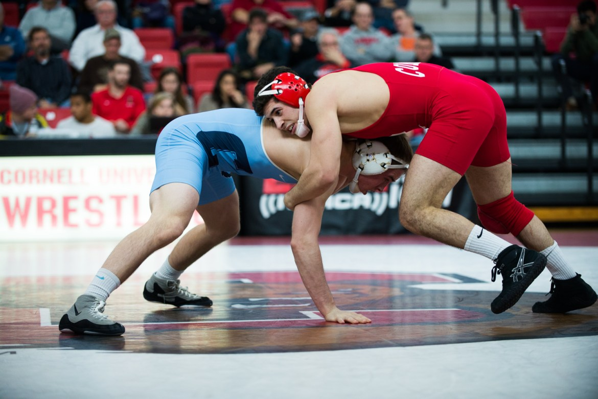 When the Red's streak started, some of the wrestlers currently on the team were just nine years old