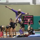 Senior Sophia Scazzero first got involved in gymnastics when she was six years old.