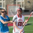 A 10-7 upset victory over Penn State gives Cornell momentum going into Saturday's clash against Princeton.