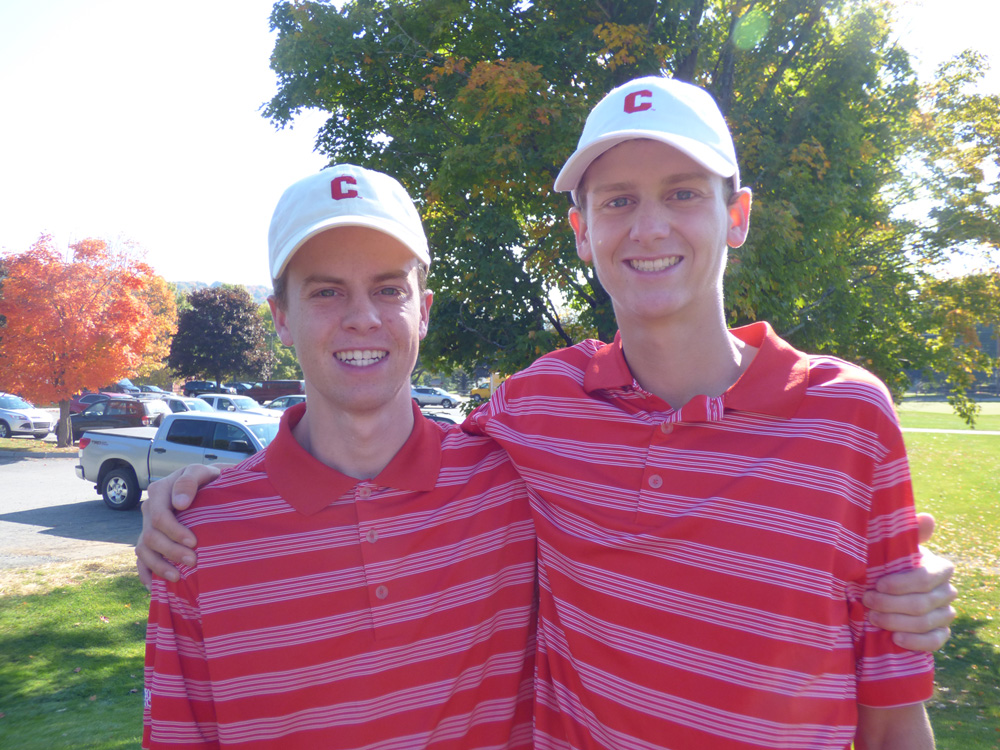 Both Mike and Luke Graboyes hope to bring an Ivy League championship to Cornell before they graduate.