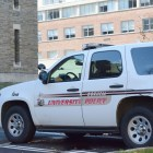 Two suspects in a string of campus thefts were arrested on Friday at The Hotel Ithaca, Cornell Police said.