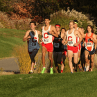 Men's cross country looks for success against high octane opponents at Penn State this weekend.