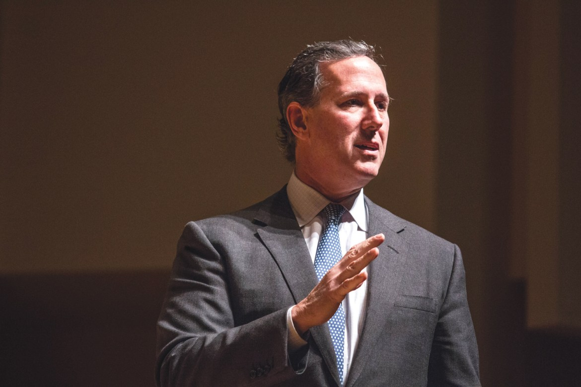 The Cornell Republicans said they paid the University $5000 in security fees for the Rick Santorum event it hosted last November.