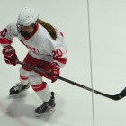 Freshman forward Kristen O'Neill leads Cornell in scoring and points with four goals and an assist.