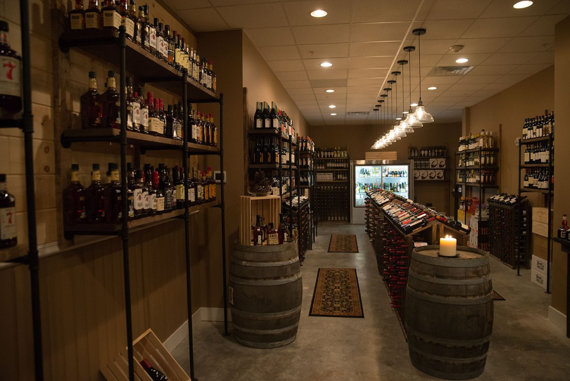 Owner George Papachryssanthou said he hopes Ithaca Wine and Spirits will appeal to the entire Ithaca community.