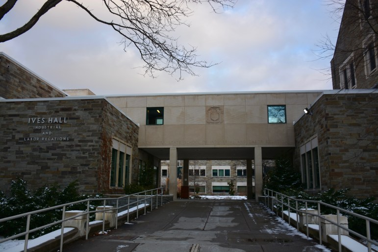 State-sponsored hackers breached the security of Cornell's International and Labor Relations School in 2014, administrators have confirmed.