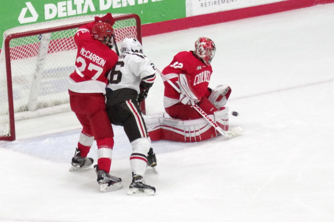 Cornell looks for its defense to continue its strong play at home this weekend.