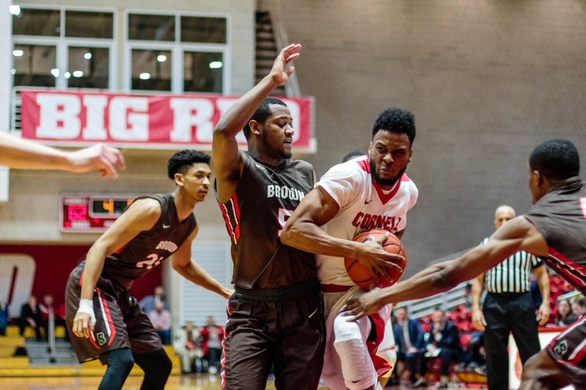Men's Basketball Heads to Penn, Princeton in Earl's ...