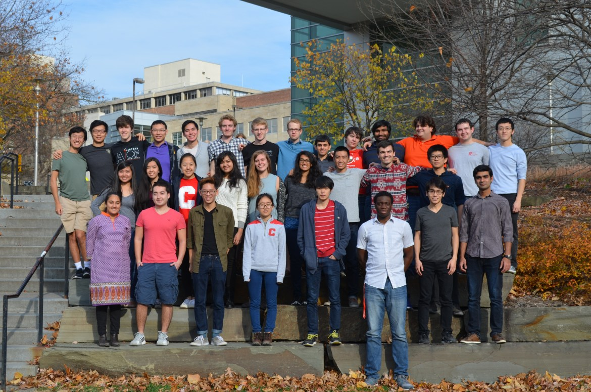 The Intel Cornell Cup Team