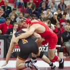 Now with just about two weeks until the conference championships, wrestling is riding high at the very right moment.