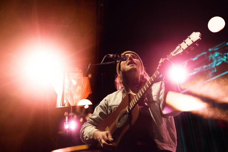 The Head and The Heart performed at the State Theatre of Ithaca on March.4 2017 (Cameron Pollack/Sun Photography Editor)